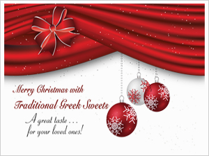 Christmas Sweet Flyer Design